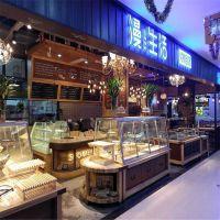 杭州惠利展柜厂专业加工定制超市货架