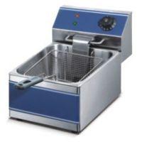 FEF-6L台式单缸单筛电炸炉/电炸锅/电炸炉/油炸机/炸薯条机