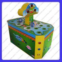 荷塘物语双人打地鼠打米老鼠投币游戏机 电玩城儿童娱乐设备