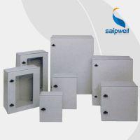 订做户外不锈钢配电箱700*500*150mm防水电表箱