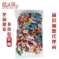泰国进口糖果 婚宴喜糖 特色多味醇香水果硬糖240g 零食代理加盟