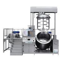 供应固定式真空乳化机设备