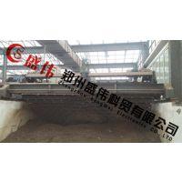槽式翻堆机,郑州盛伟科贸,污泥槽式翻堆机