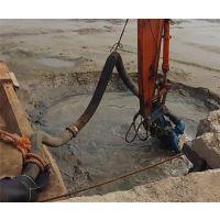 荆州挖机液压砂浆泵,无堵塞,液压砂浆泵