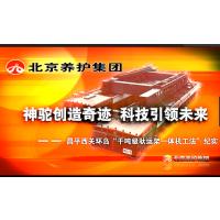 北京扬翼文化提供工程项目建设汇报片3D制作服务