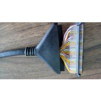 电机控制线 排线 牛角排插线