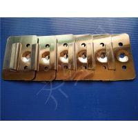 不锈钢墙板卡扣方正集成墙板固定扣件加厚金属五金配件