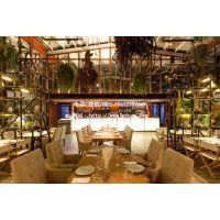 坪山茶餐厅家具厂 惠州西餐厅桌椅定制图片 卡座沙发厂报价 实木餐椅厂