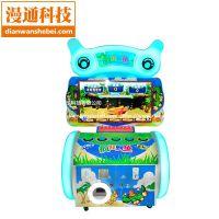 儿童投币游戏机豪华疯狂鳄鱼儿童拍拍乐游戏机儿童室内游乐设备厂家