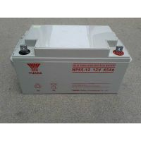 UPS蓄电池汤浅12V65AH铅酸免维护NP65-12直流屏EPS电源专用电瓶
