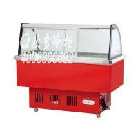 佛山顺德欧雪冰粥糖水冷藏展示柜/厂家直销/适合摆地摊和小型店铺使用