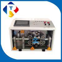 现货供应 RY-1000B经济型高速波纹管切管机 天津自动软管切管机