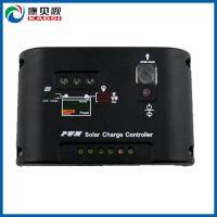 厂家生产太阳能控制器24V10A 太阳能电池板 光伏发电控制器