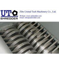 双轴撕碎机 UT联泰机械 D系列 破碎轮胎 塑料 橡胶 金属 D42120