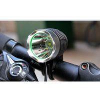 美国进品灯芯,T6夜骑必备装备,自行车T6头灯批发,户外T6灯