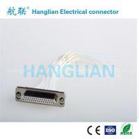 J29A Series Rectangular Electrical Twist Pins Plug Connector