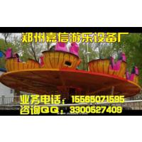 新款飞天转盘 大型游艺设备 飞天转盘游乐设备厂家 郑州嘉信
