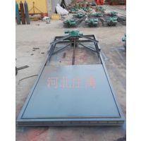 供应鑫鼎PGM-800*1000mm电动装置钢制插板门