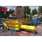 High Efficiency Metal Scrap Baler Aluminum Chip Compactor 23500kg Weight Y83-250UA