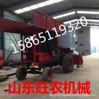 厂家直销牧草收割机青储厂家 自走式玉米秸秆收割机 黑麦草收割机价格
