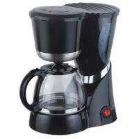 批发美式电咖啡机 滴滤咖啡壶  全自动咖啡机 6杯份 泡茶壶