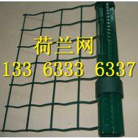 绿色卷网围栏厂家安平优盾栅栏 防腐荷兰网护栏网隔离网销售