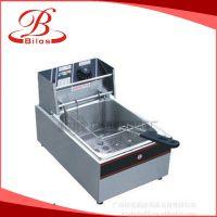 厂家订制多种广州粤顺YF-81单缸单筛电炸锅 酒店厨具设备