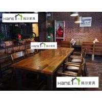 供应西餐厅家具定做 西餐厅实木桌椅定制