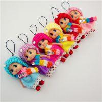毛绒迷糊娃娃玩具公仔 江湖摆地摊新产品 淘宝活动赠品小礼品批发