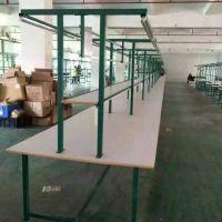 佛山防静电工作台 组装工作台 木板线 顺锋制造厂家供应