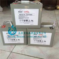 霍克HAWKER蓄电池AX12-200电力专用