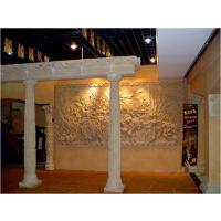 河南郑州雕刻工艺展示砂岩浮雕壁画独特艺术魅力享受完美的艺术品人造砂岩浮雕给你不一样的感觉