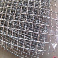 黑钢丝轧花网 优质养猪轧花网 围鸡编织网