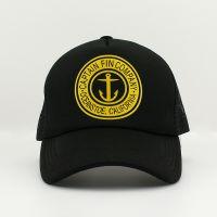 仲达夏季网帽厂家定做 黑色海绵货车网帽 logo丝印男女活动广告网帽