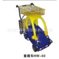 【厂家直销】供应超市童趣购物车 超市推车 手拉车 儿童车
