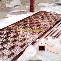 爆款工艺加工批发不锈钢屏风 简约不锈钢屏风加工厂家