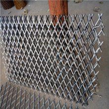 大量生产钢板网 重型钢板网 建筑钢笆片