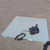 厂家批发【句容1-3t电子地磅】 SCS-3t耀华A12E磅秤1.2*1.2m电子地上衡维修