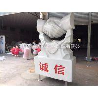 供应玻璃钢防石头雕塑 佛山玻璃钢雕塑工艺厂