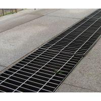 无锡热镀锌机场地沟篦子 南通停车场沟盖板 齿形钢格板