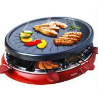 批发电烤炉SC-505C 烤肉机 电烧烤炉 铁板烧韩式 便携式烧烤炉