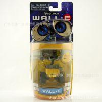 批发 迪士尼瓦力伊娃WALL eve机器人手办模型玩具总动员 6cm盒装