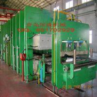 供应平板硫化压机生产厂青岛国森机械