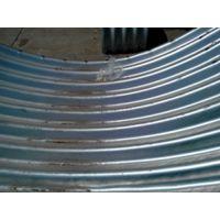 奇佳波纹涵管多种波形多种类型金属波纹管涵/钢波纹涵管