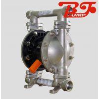 上海边锋泵业广州分公司供应佛山地区第三代气动隔膜泵(QBY3-65LFFF)
