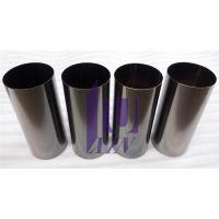 光面 拉丝黑钛金不锈钢方通18*18*0.3价格 批发厂家