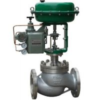 金口制造ZJHP气动单座调节阀 铸钢气动单座调节阀参数