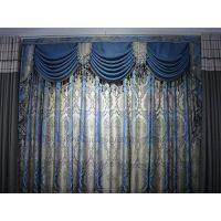 订做窗帘|益盟纺织用品|深色系窗帘