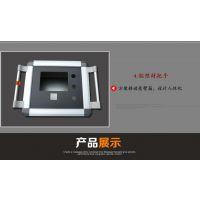 威图机床悬臂箱 悬臂控制箱 操作箱精美铝合金加工
