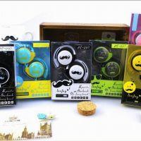 羊年工厂直销 新款 207小胡子耳挂式 手机耳机 htc耳机 华为耳机